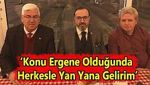 Başkan Yüksel AK Parti'ye Geçeceği İddialarını Yalanladı