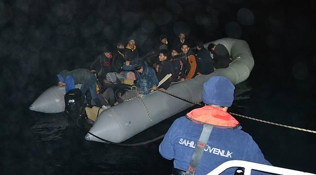 Çanakkale Açıklarında 3 Günde 241 Düzensiz Göçmen Yakalandı