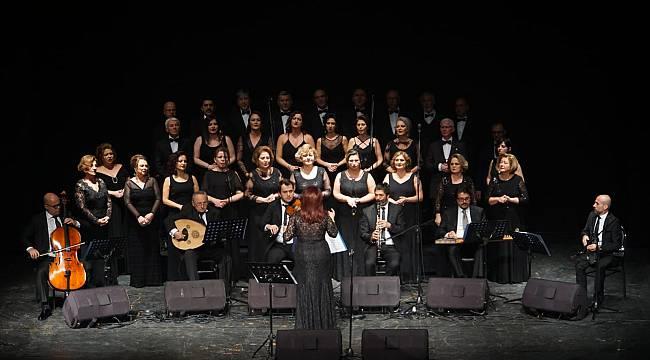 Çorlu Müzik Derneği Atatürk Evi İçin Söyledi