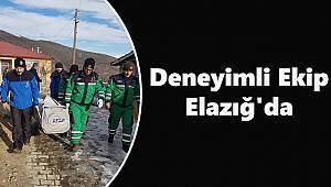 Deneyimli Ekip Elazığ'da