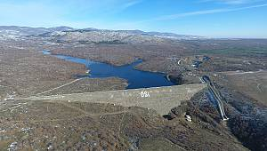 DSİ Kırklareli'de 3 Baraj ve 4 Gölet İnşa Etti