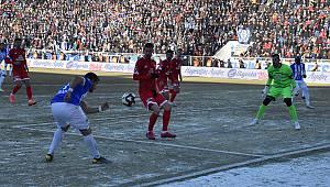 Ekol Hastanesi Balıkesirspor 1-0 Büyükşehir Belediye Erzurumspor