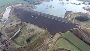 Ferhadanlı Barajı 4 bin 950 Dekar Tarım Arazisine Hayat Verecek