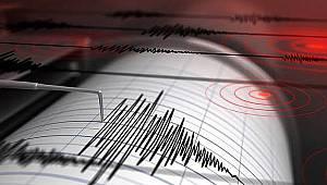 Tekirdağ'da Peş Peşe 53 Deprem Oldu