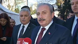 TBMM Başkanı Şentop Erken Seçim Tartışmalarına Son Noktayı Koydu