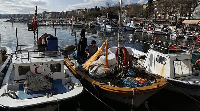 """Tekirdağ'lı Balıkçılar """"Hamsi"""" Sevinci Yaşıyor"""