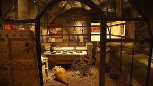Tekirdağ Müzesindeki Eserler Trak Medeniyetine Işık Tutuyor