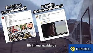 Turkcell'in Reklam Filmine Acılı Ailelerden Tepki