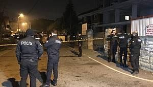 Üsküdar'da Tabancayla Vurulan Kişi Ağır Yaralandı