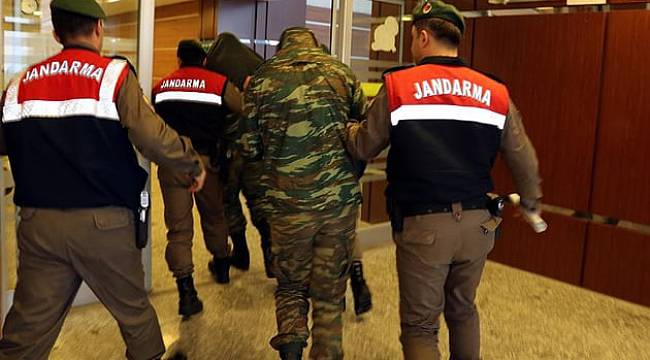 Yasak Bölgede Yakalanan Yunan Askerlerinin Yargılanmasına Devam Ediliyor
