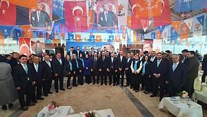 AK Parti Marmaraereğlisi İlçe Kongresi Yapıldı