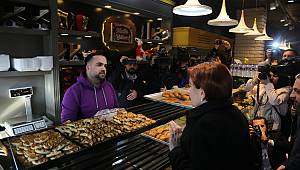 Akşener'den Esnafa Ziyaret