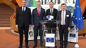 Avrupa'dan Çorlu'ya Ödül