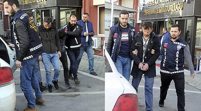 Bekçilerin Dikkati Kablo Hırsızlarını Yakalattı
