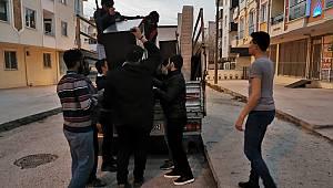 Çerkezköy'de Öğrencilerden İhtiyaç Sahiplerine Yardım