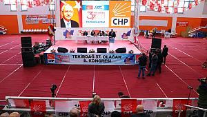 CHP'de Tek Adaylı Kongre Sönük Geçti