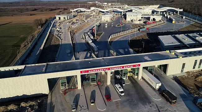 Hamzabeyli Sınır Kapısı, Kapıkule'nin Yükünü Azaltacak