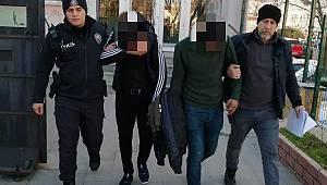Keşan'da Aranmaları Bulunan 2 Kişi Yakalandı