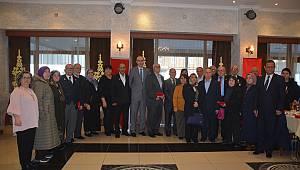 Kıbrıs Gazilerine Madalya Tevcih Töreni