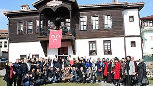 MHP Adapazarı İlçe Teşkilatı Taraklı'da Buluştu