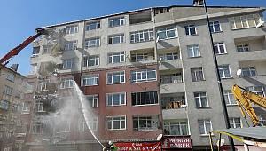 Riskli Binalar Yıkılmaya Başlandı