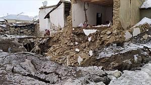 Türkiye-İran Sınırında 5.9 Büyüklüğünde Deprem