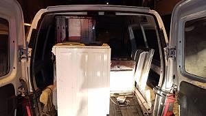 Yakalanan Beyaz Eşya Hırsızları Tutuklandı