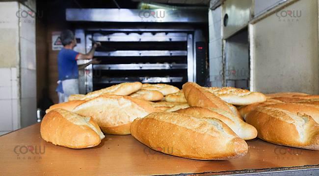 Açıkta Ekmek Satışı Yasaklandı