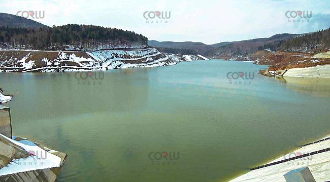Akçay Barajı'nda Su Seviyesi Yüzde 60'a Ulaştı