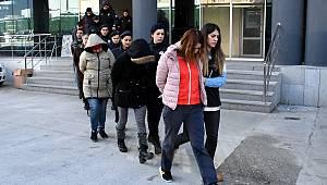 Bursa Merkezli 5 İlde Uuyuşturucu Operasyonu: 24 Gözaltı