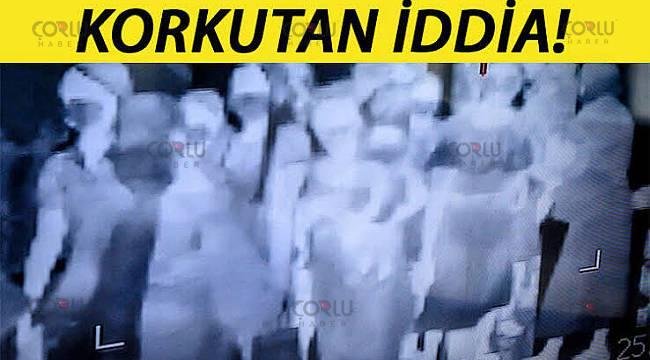 Çerkezköy'de Korona Virüs İddiası Korkuttu