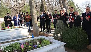 Ergene'de 18 Mart Şehitleri Anma ve Çanakkale Zaferinin 105. Yıldönümü Anma Programı Düzenlendi