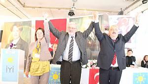İYİ Parti Gemlik İlçe Başkanı Yavuz Güven Tazeledi