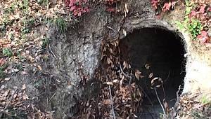 Mağarada Define Arayan 5 Kişi Yakalandı
