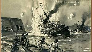 Mehmetçiğin 18 Mart 1915'te Batırdığı İlk Gemi Bouvet'nin Hikayesi