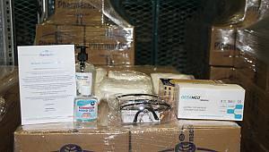 Pharmactive İlaç Firması 1500 Acil İhtiyaç Paketini Sağlık Çalışanlarına Gönderdi