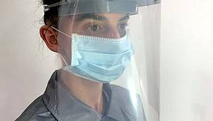 Sağlık Çalışanlarına Özel Maske Üretilecek