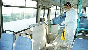 Toplu Taşıma Araçlarında Koronavirüs Önlemi