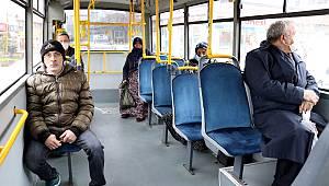 Yolcu Otobüslerine Yolcu Kısıtlaması Getirildi
