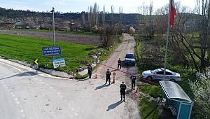 200 Kişilik Mahalle Karantinaya Alındı