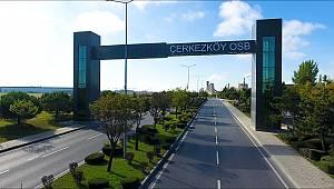 Çerkezköy OSB'den Hastanelere Solunum Cihazı Desteği