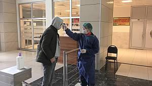 Çorlu Adliyesinde Koronavirüs Tedbirleri Artırıldı