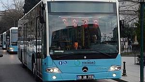 İlçeler Arası Toplu Taşıma Sadece Çalışanlar İçin Yapılacak
