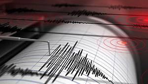 İstanbul'da Gece Yarısı Korkutan Deprem