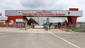 Tekirdağ'da Cezaevlerinde Koronavirüs Önlemleri Alındı