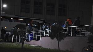 Dominik, El Salvador ve Küba'dan Getirilen 64 Kişi Çorlu'da Karantinaya Alındı