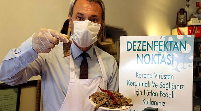 Edirne'de Tava Ciğerciler Yeniden Açılış İçin Hazırlanıyor