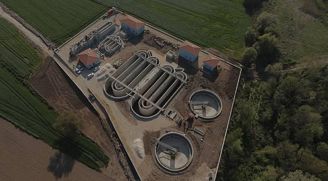 Susurluk Kanalizasyon Şebeke ve Atıksu Artıma Tesisi'nin Yapımı Sürüyor