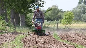 Tarım İşçileri Bayramı Tarlada Çalışarak Geçiriyor