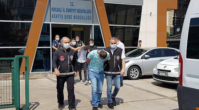 Borçlu Kişiyi Darp Eden 6 Zanlı Tutuklandı